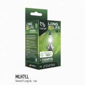 Clearlight - H7 - 12V-55W LongLife